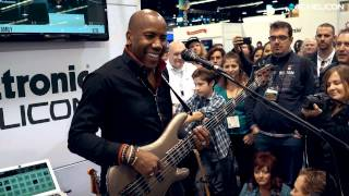 Nathan East - Playing Stevie Wonder