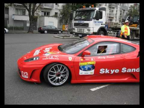 Ferrari 60th Anniversary ,Lygon st Melbourne Australia (Piccola Italy ) Sat 3 - March 2007