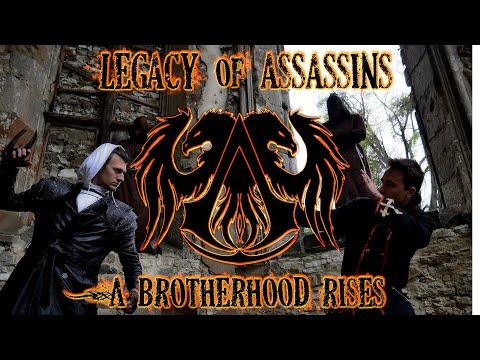 Legacy Of Assassins – A Brotherhood Rises – #2 mp3 letöltés