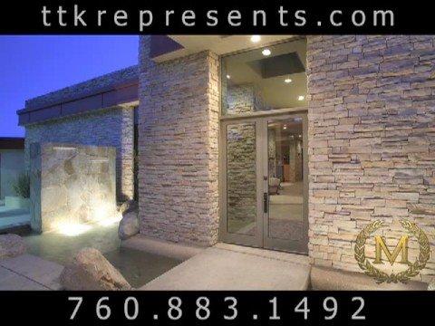 Palm Springs Desert Contemporary Home | Real Estate Agent CA