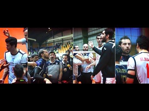 The Clash in Iran League | Vermiglio & Mousavi & Mahdavi & Mahmoudi