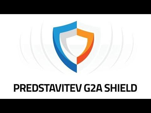 Kaj je G2A Shield - Predstavitev in prednosti sistema - YouTube