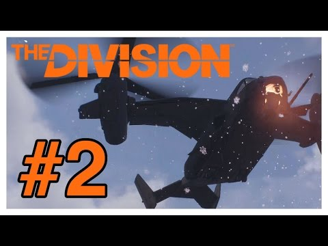 The Division Daily Gameplay Part 2 - Manhattan Transfer