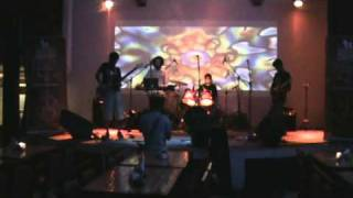 Middle Finger Theory - Neural Perceptions (Instrumental OC) Live - Kyra Theater, Bengaluru