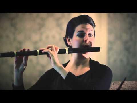 Georgia Browne - CPE Bach / Sonata in A minor for flute solo (Wq.132)