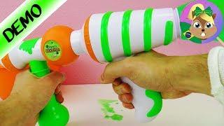 ARMA LANÇADORA DE SLIME - Slime Blaster da Simba português - Pistola de água com gosma