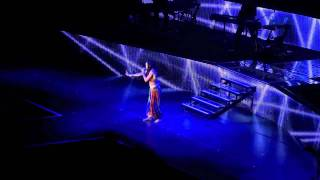 Naima Adedapo - On the Floor - Idols Live Tour 7-11-11