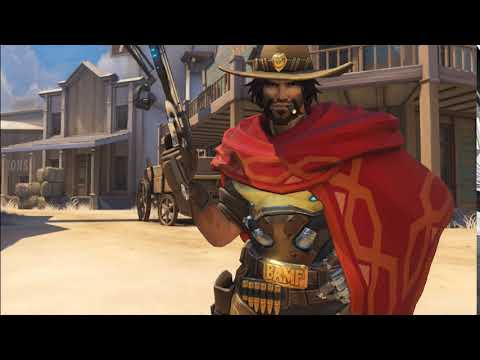gonna cry mccree? gonna piss your pants?