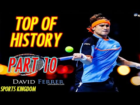 TOP Craziest Shots Incredible Plays in Tennis History [Part 10] ✪ Insane Show | HD