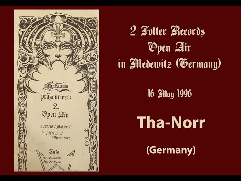 Tha-Norr (Germany) live