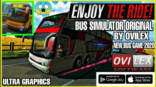 Bus Simulator:Original Android Ultra Graphics Gameplay||Legendary Gamer screenshot 2