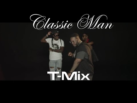 T-Pain feat. Vantrease & Young Cash - Classic Man (TMix)