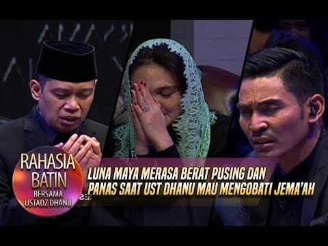 Luna Maya Merasa Tidak Enak Suasana Saat Ust. Dhanu Mau Mengobati Jema'ah - Rahasia Batin (16/12)