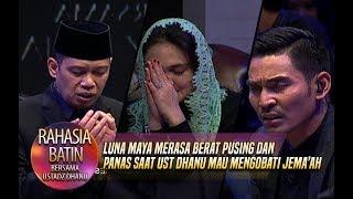 Download Video Luna Maya Merasa Tidak Enak Suasana Saat Ust. Dhanu Mau Mengobati Jema'ah - Rahasia Batin (16/12) MP3 3GP MP4