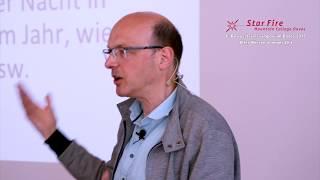 Armin Risi: Die zyklischen Zeitalter und die heutige Wendezeit - Davos, Juni 2017
