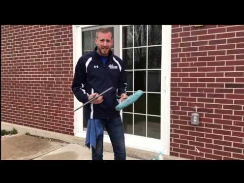 Best Window Cleaning Solution For Residential & Commercial Cleaning Ecover/Dawn- Eric Thomas Bland