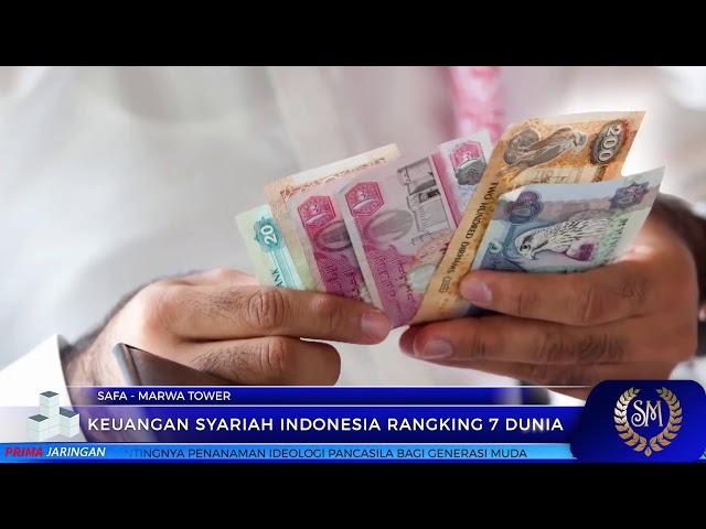 KEUANGAN SYARIAH INDONESIA RANGKING 7 DUNIA