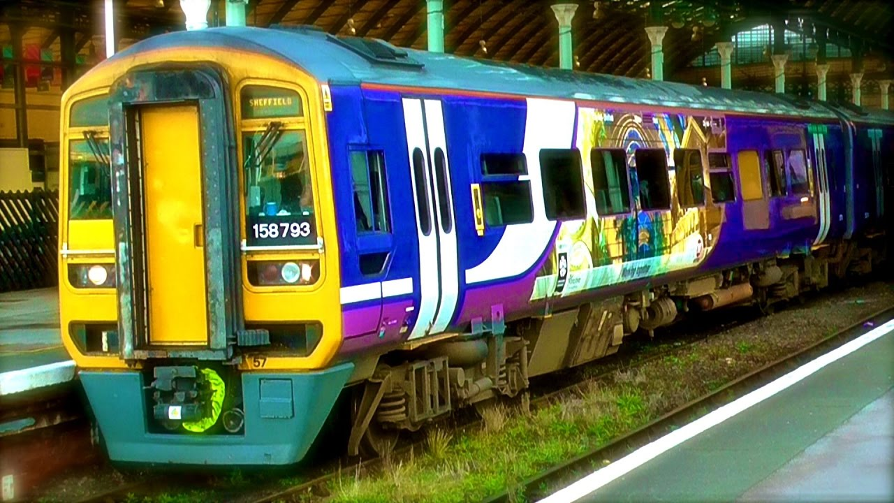 Trains At Hull Paragon Sunday 13th November 2016 YouTube
