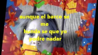 KARAOKE EL SONIDO DEL SILENCIO CON LETRA ALEX CAMPOS