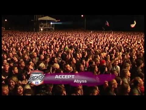 """ACCEPT - """"The Abyss"""" (OFFICIAL LIVE)"""