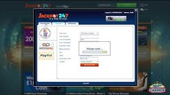 Inside Jackpot 247 casino - How it works?