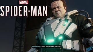 TWARDOGŁOWY HAMMERHEAD - Spider-man: Turf Wars #4 [PS4] [KONIEC SERII]