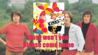 Watch Kinks Rosy Wont You Please Come Home video