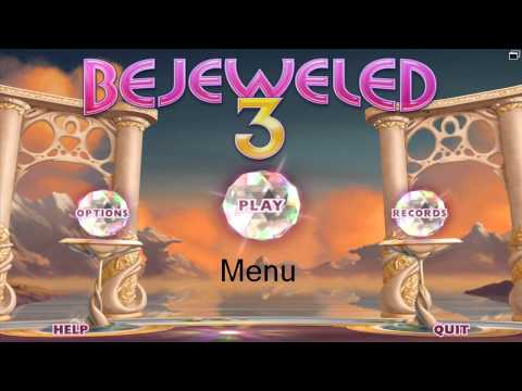 Bejeweled 3 Music - Intro / Menu