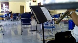 BÁC HỒ MỘT TÌNH YÊU BAO LA .saxophone soprano
