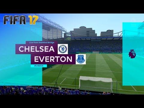 FIFA 17 - Chelsea vs. Everton @ Stamford Bridge ('17/'18)