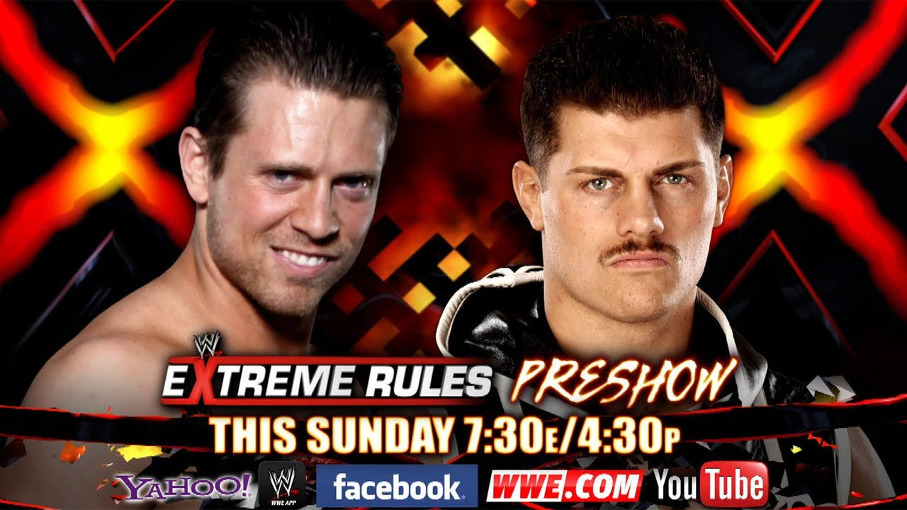 Wwe extreme rules 2013 preview and predictions from b r s evolution bleacher report