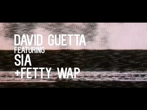 David Guetta – Bang My Head (Official Video teaser) ft Sia & Fetty Wap