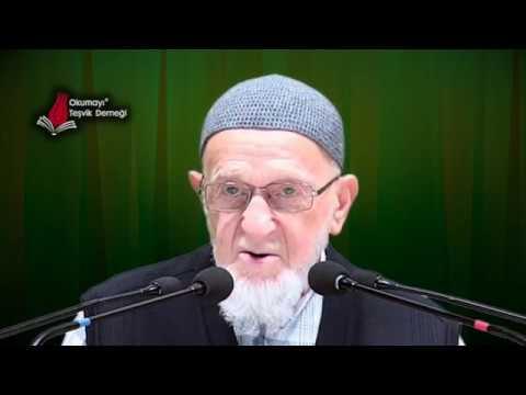 Allah (c.c )için Birbirini Sevenler ~ Ahmet Tomor Hocaefendi