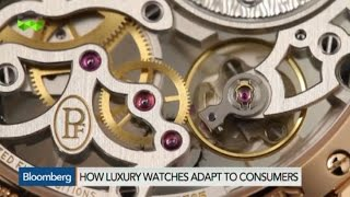 How Luxury Watches Adapt to Consumers' Needs