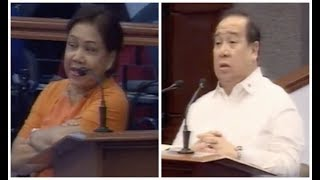 Is there rice shortage? 'Friendly' shouting match erupts between Gordon, Villar