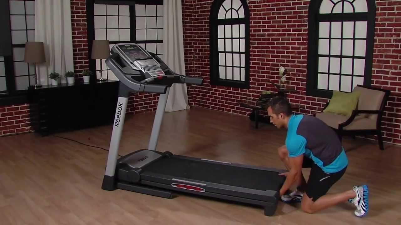Reebok Competitor RT 5 1 Treadmill | RBTL59211