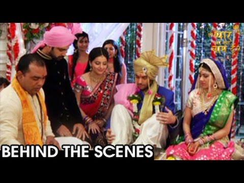 Behind the Scenes | Iss Pyaar Ko Kya Naam Doon 2 7th August 2014 EPISODE | EXCLUSIVE NEWS