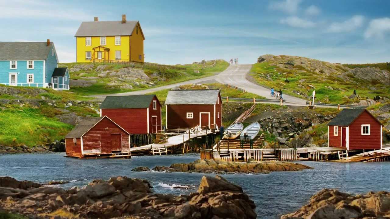 Iceberg Alley TV Ad Newfoundland and Labrador Tourism YouTube