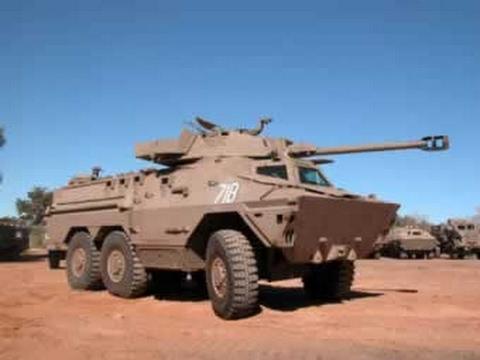 APC Battle! Angolan Bush War-Graviteam Tactics