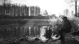 Рыбалка на поплавок весной по реке Ловля в проводку на маховую удочку