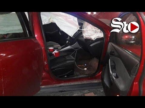 🚨Mujer en estado de ebriedad provoca accidente en Gómez Palacio🚨