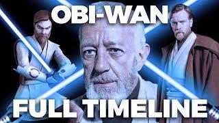Timeline Of Obi Wan Kenobi's Life