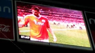 Benfica vence Arsenal por 2-1  Eusébio Cup 6