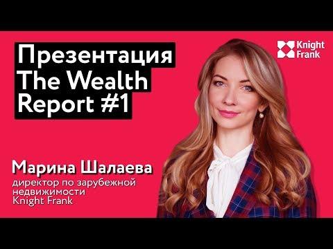 Презентация исследования The Wealth Report 2019