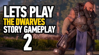 The Dwarves Walkthrough Part 2 - Let