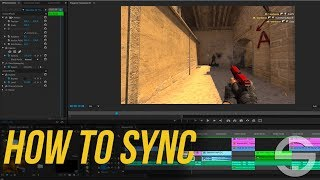 CS:GO - Gun Sync - fragmovie tutorial