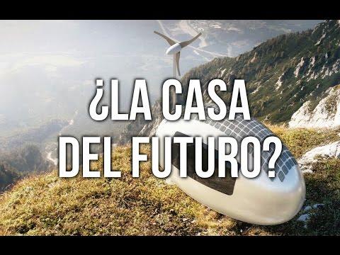 CASAS ECOLÓGICAS Y AUTOSUFICIENTES. LA ECOCAPSULE, ¿EL FUTURO DE LAS CASAS?