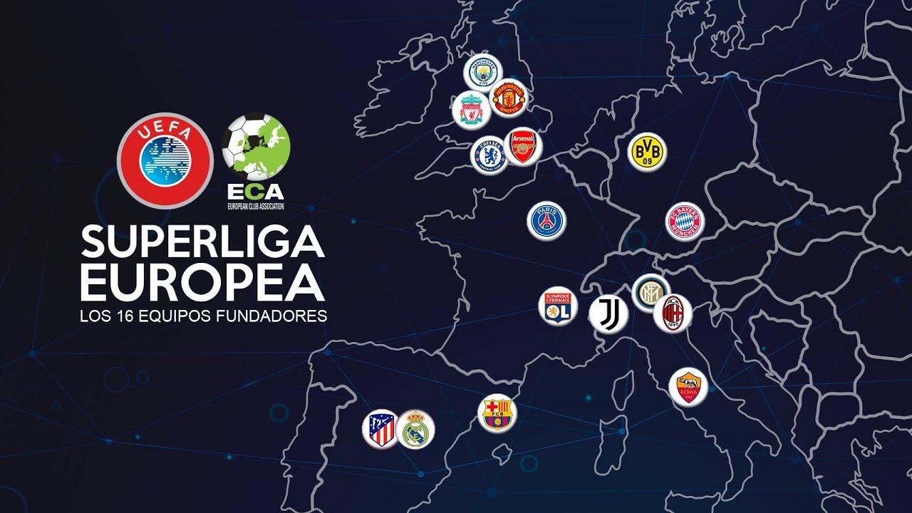 Respuestas a la Superliga europea que anunció Bartomeu: cuándo nacería,  clubes que participarían...