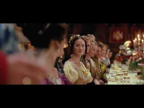 Trailer do filme A Jovem Rainha Vitória