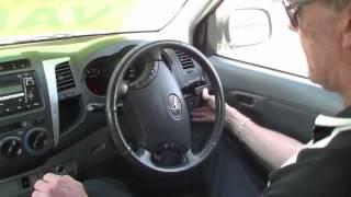 2009 Toyota Hilux KUN26R SR5 Utility Dual Cab 4dr Man 5sp 4x4 3.0DT REVIEW - B4529